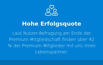 ElitePartner Chancen & Vermittlungsquote